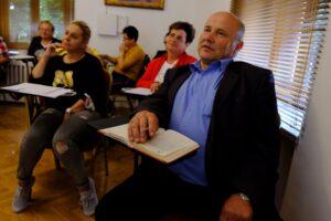 Uniwesytet Samorządności - Szkolenie w Dworku wStraszęcinie - Jak Cię Widzą