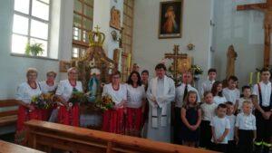 Dożynki Parafialne 2020 - Korzeniów