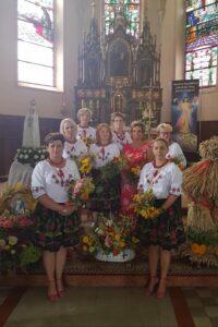 Dożynki Parafialne 2020 - Bobrowa