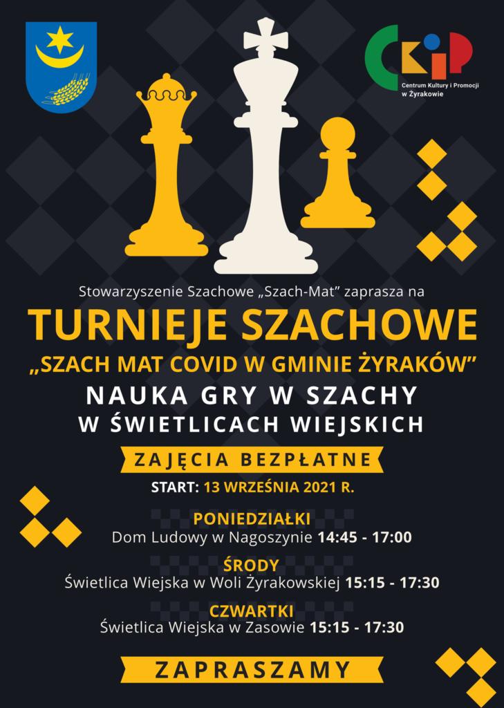 Turnieje Szachowe w Świetlicach